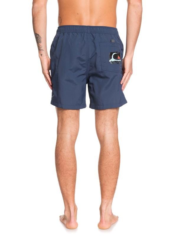 """Art House 17"""" - Swim Shorts for Men  EQYJV03496"""