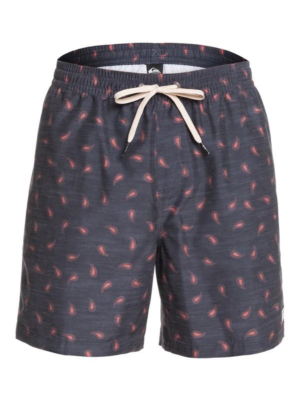 "Threads And Fins 17"" - Swim Shorts for Men  EQYJV03658"