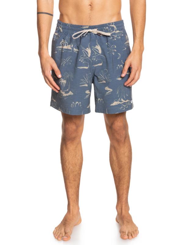 "Endless Trip 16"" - Swim Shorts for Men  EQYJV03738"