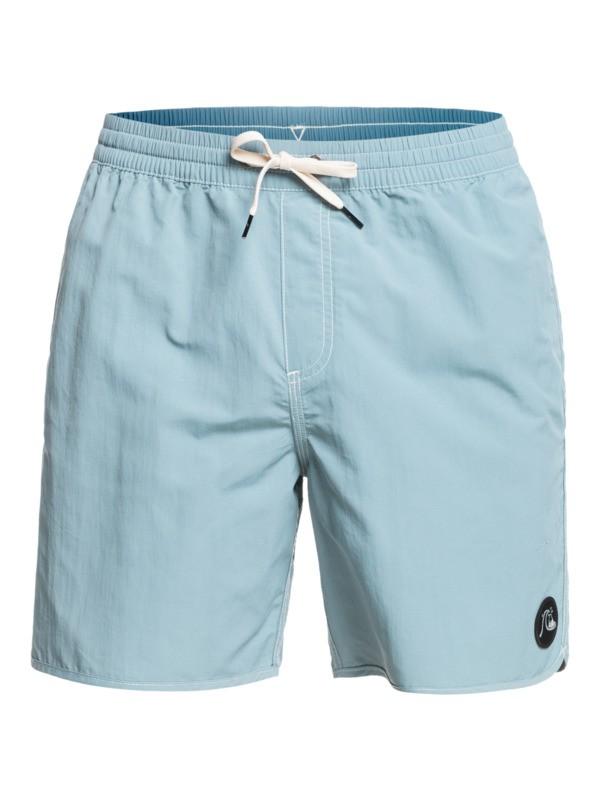 "Scallop 17"" - Swim Shorts for Men  EQYJV03743"