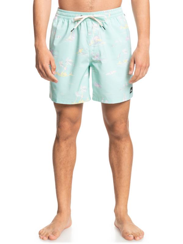 "Island Breeze 17"" - Swim Shorts for Men  EQYJV03809"