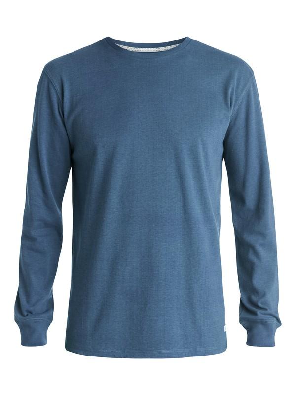 0 Snit Plain T-Shirt  EQYKT03266 Quiksilver