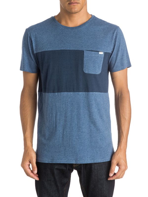 0 Shore Break - Pocket T-Shirt  EQYKT03363 Quiksilver