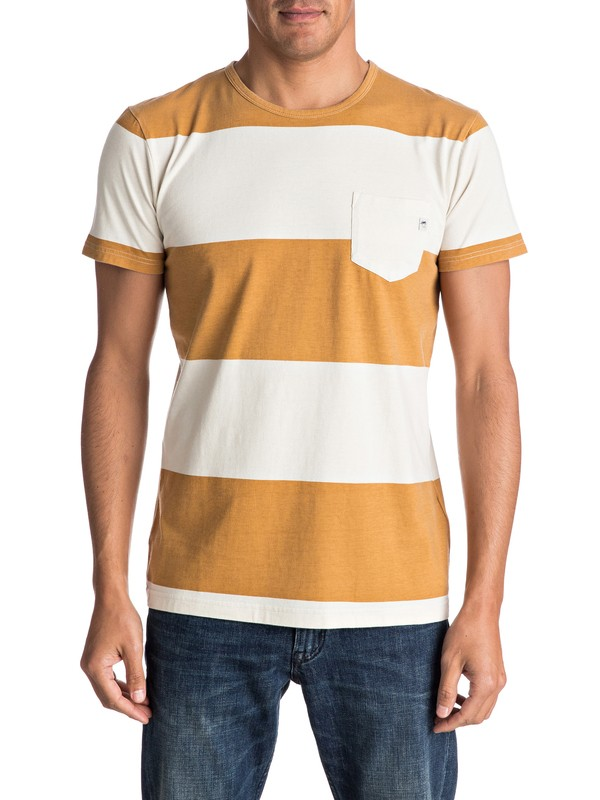 0 Maxed Out Hero - Pocket T-Shirt  EQYKT03537 Quiksilver