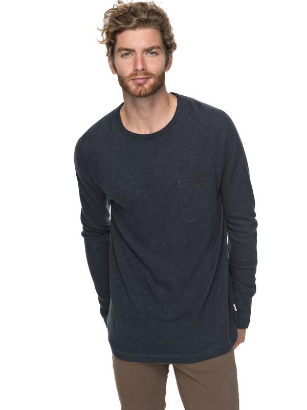 0 Low Tide Sweatshirt  EQYKT03727 Quiksilver