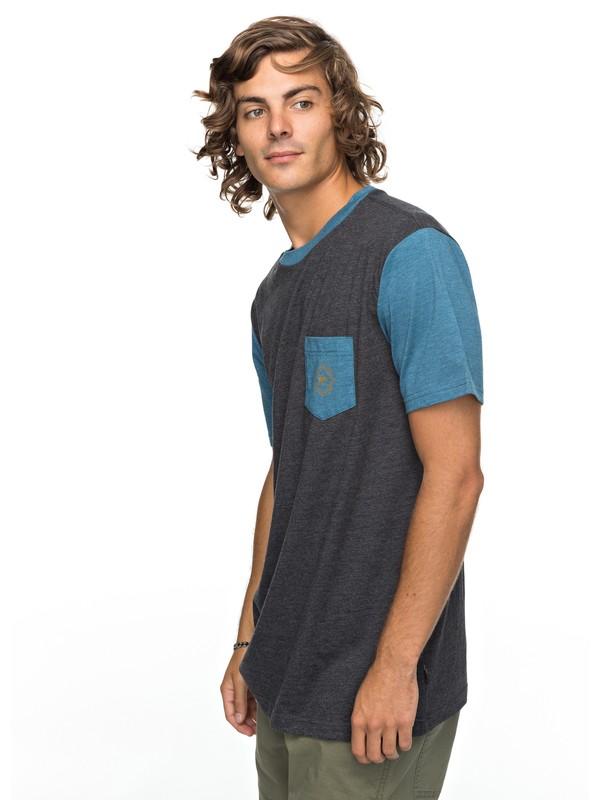 0 Baysic - Pocket-T-Shirt für Männer  EQYKT03733 Quiksilver