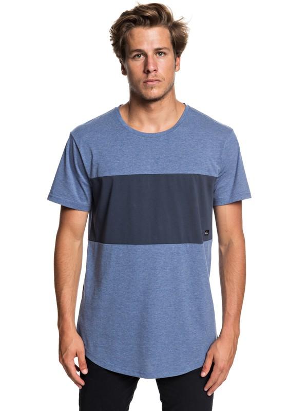0 Kuju - Technical T-Shirt for Men Blue EQYKT03756 Quiksilver