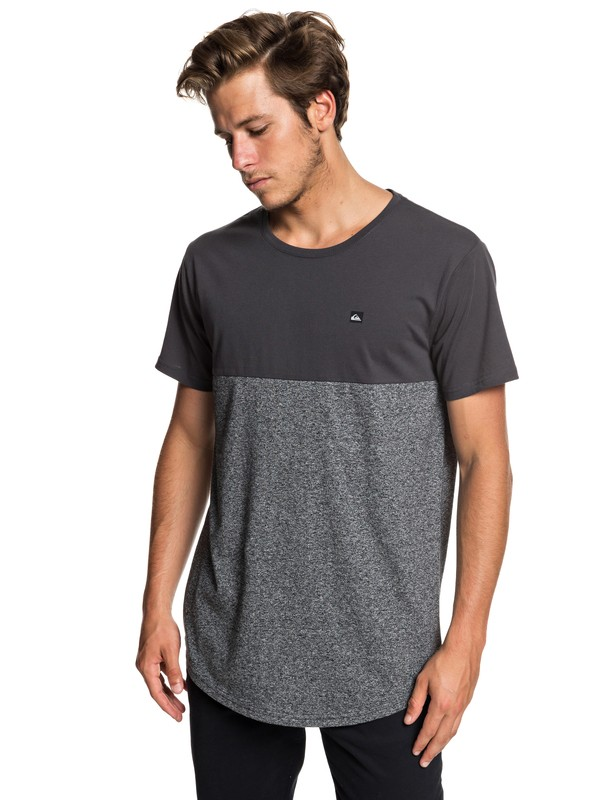 0 Kuju - Technical T-Shirt for Men Black EQYKT03756 Quiksilver
