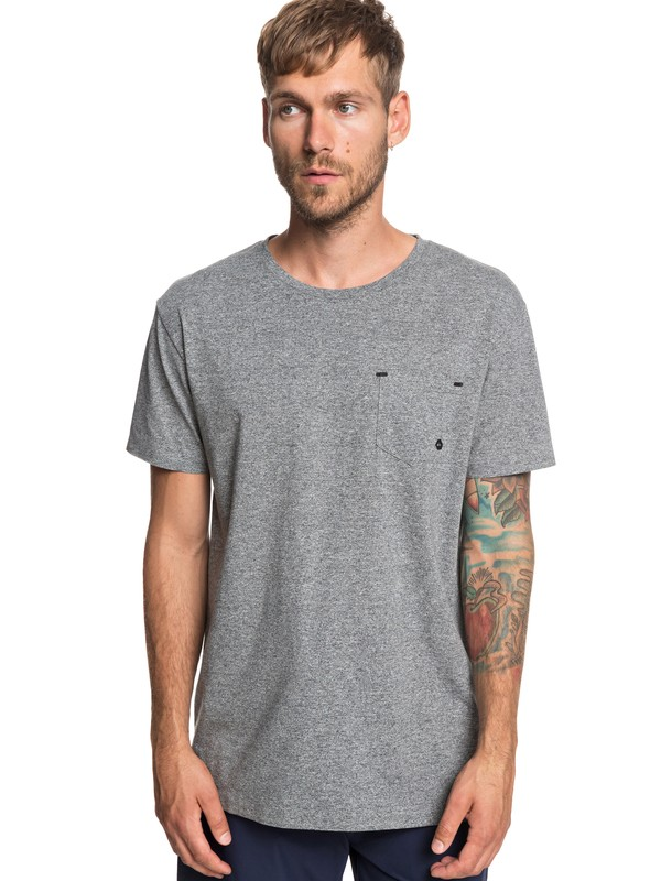 0 Adapt - UPF 30 T-Shirt for Men Black EQYKT03831 Quiksilver