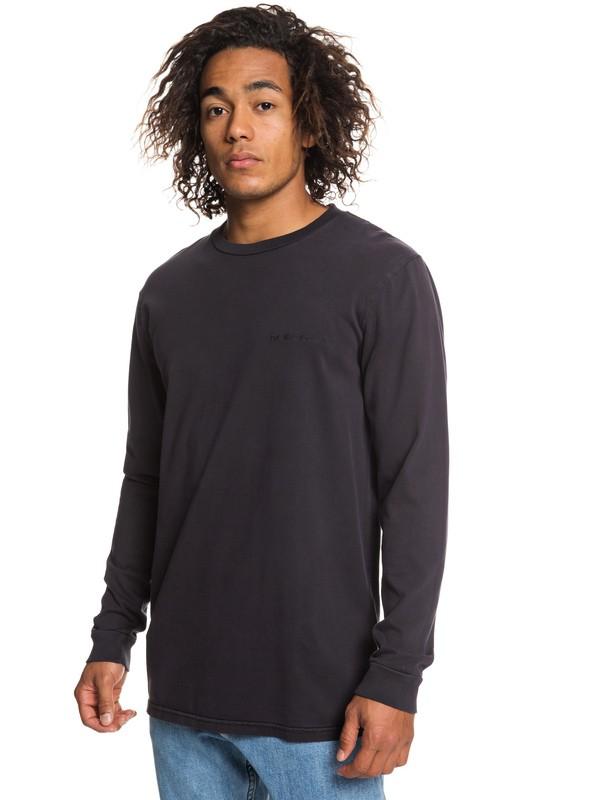 0 Originals Long Sleeve Tee Black EQYKT03838 Quiksilver