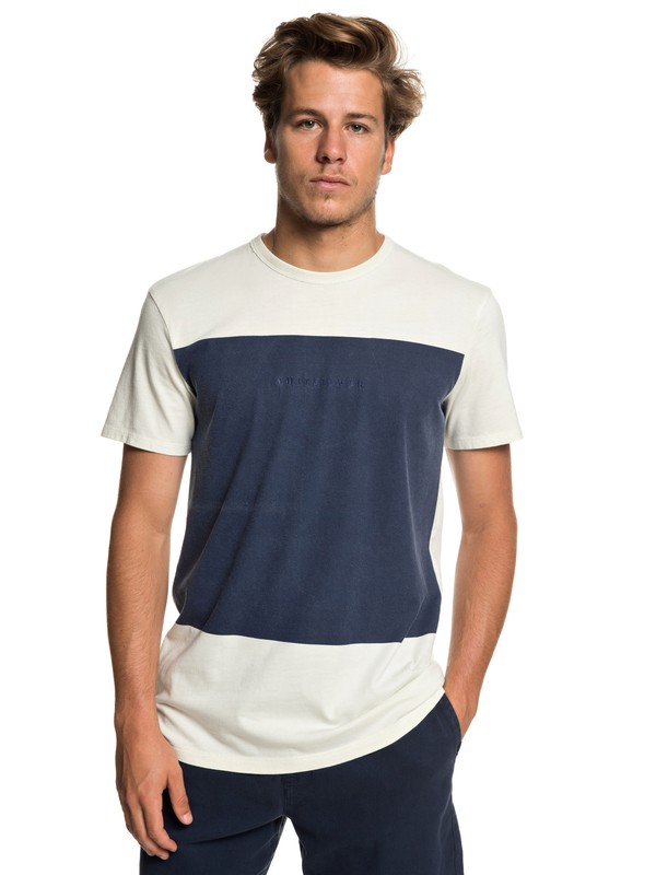 0 Vida Voice - T-Shirt for Men Blue EQYKT03840 Quiksilver