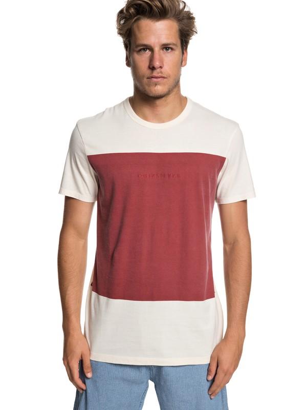 0 Vida Voice - T-Shirt für Männer Rot EQYKT03840 Quiksilver