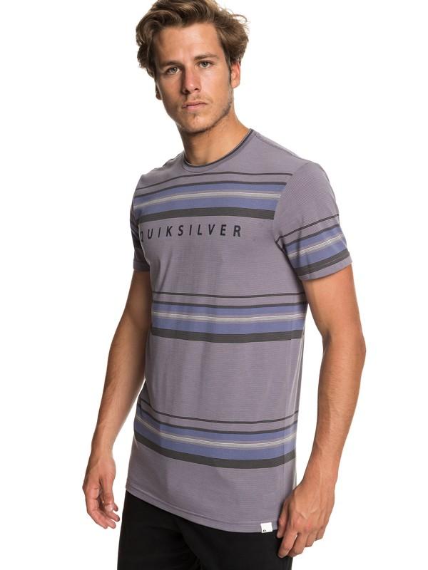 0 Circus Of Power - T-Shirt mit UPF 30 für Männer Schwarz EQYKT03852 Quiksilver
