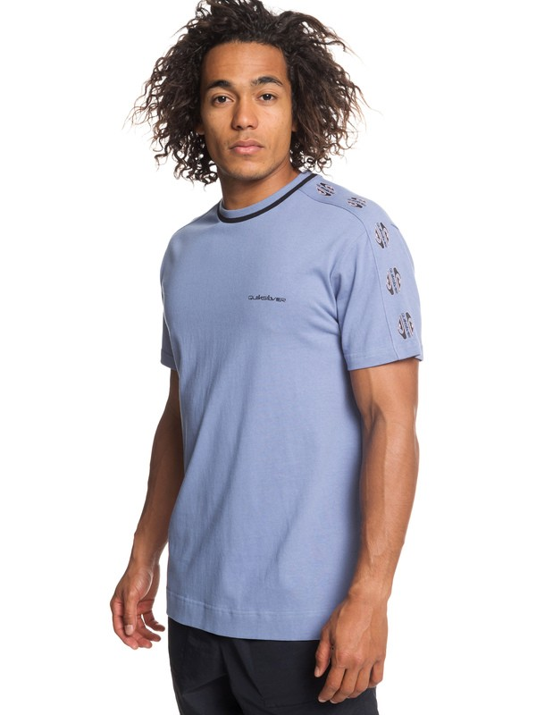 0 Originals - Camiseta para Hombre Azul EQYKT03860 Quiksilver