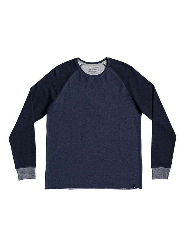 0 Hakone Summer - Sweatshirt for Men Blue EQYKT03865 Quiksilver