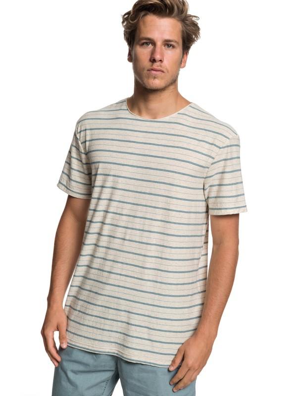 0 Sunshine City - Camiseta para Hombre Azul EQYKT03878 Quiksilver