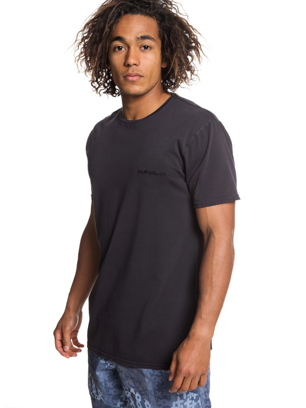0 Originals Tee Black EQYKT03879 Quiksilver