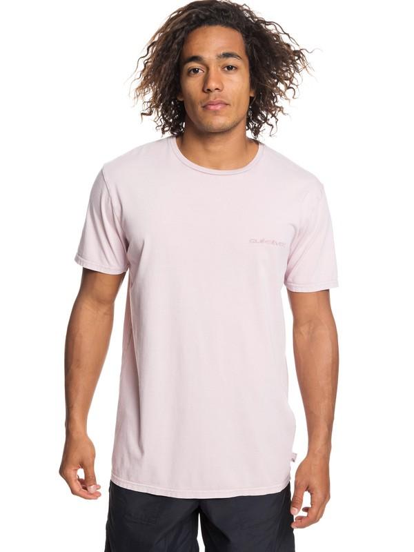 0 Originals - Camiseta para Hombre Rosa EQYKT03879 Quiksilver