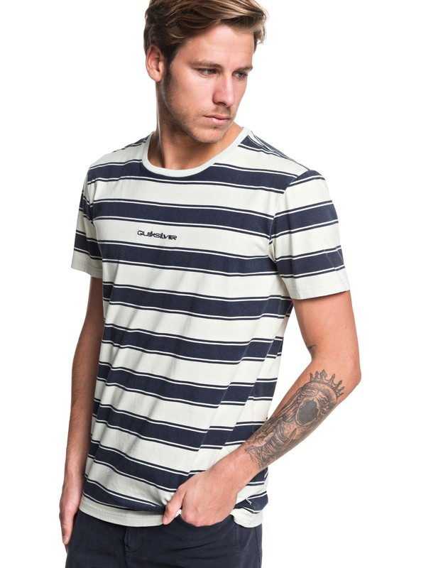 0 Maxed Out Tee Black EQYKT03919 Quiksilver