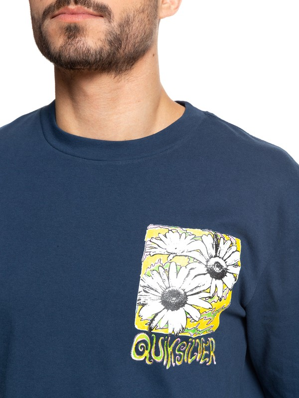 Positive Vibrations - Long Sleeve T-Shirt  EQYKT03955