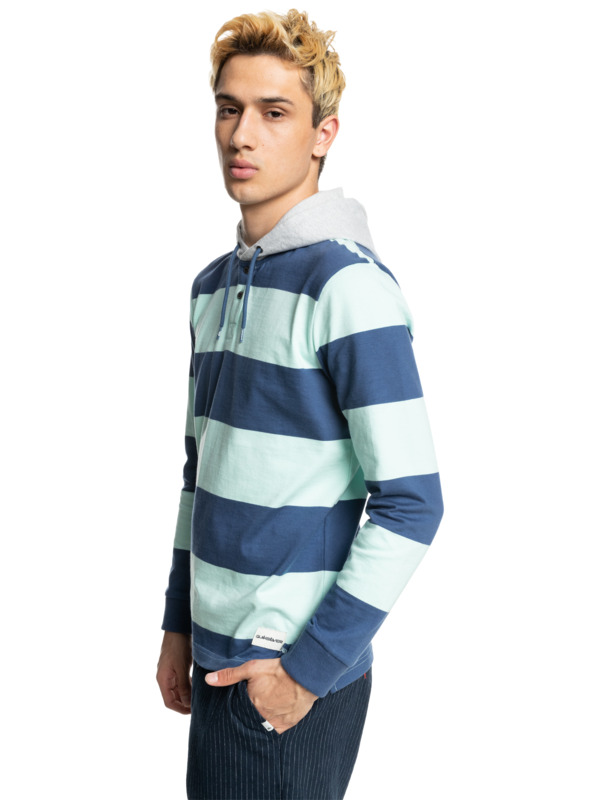 Bayside Club - Hooded T-Shirt for Men  EQYKT04150