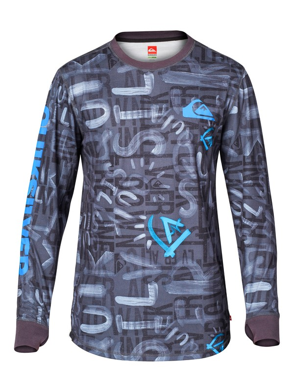 0 Duty Free Base Layer Top 15  EQYLW00036 Quiksilver