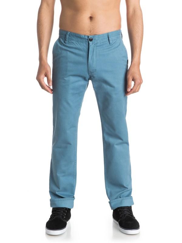 0 Everyday - Pantalon chino  EQYNP03093 Quiksilver
