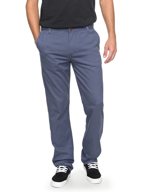 0 Everyday Light Chinos  EQYNP03136 Quiksilver