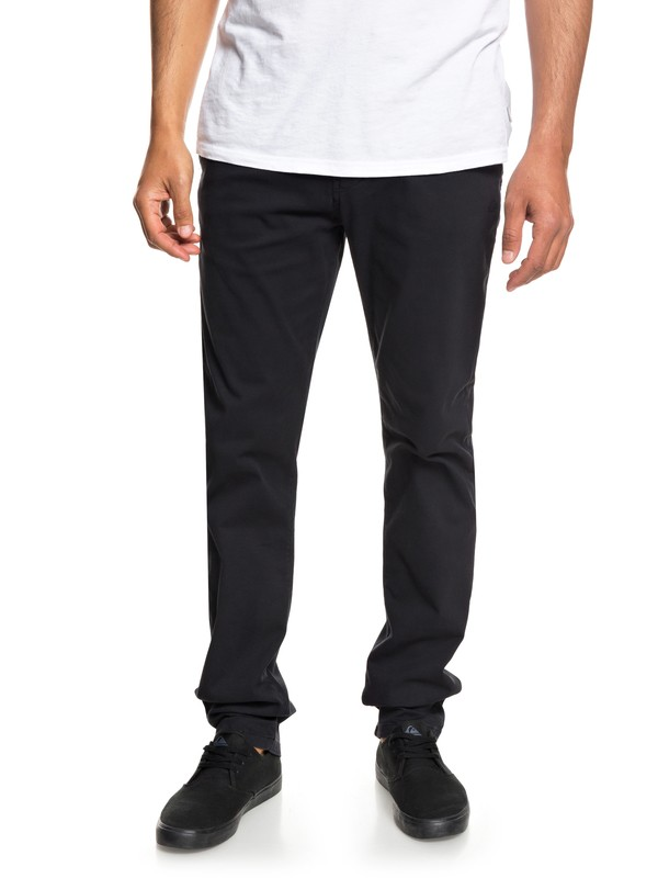 0 Krandy - Chinos for Men Black EQYNP03150 Quiksilver