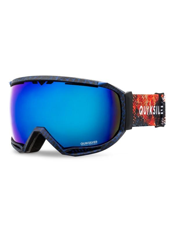0 Hubble - Máscara de snowboard/esquí Naranja EQYTG03030 Quiksilver
