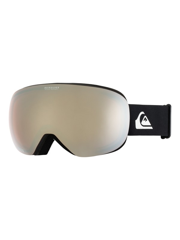 0 QS R - Ski/snowboard bril voor Heren Black EQYTG03052 Quiksilver
