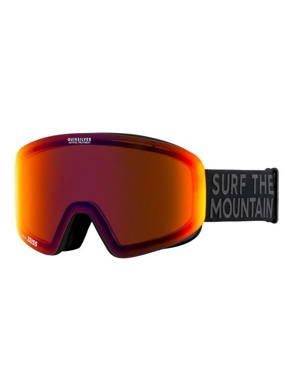 0 QS RC - Máscara para esquí/snowboard para Hombre Rojo EQYTG03053 Quiksilver