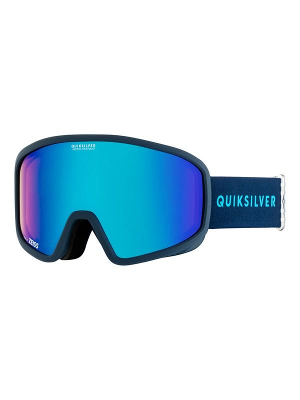 0 Browdy - Ski/snowboard bril voor Heren Blue EQYTG03054 Quiksilver