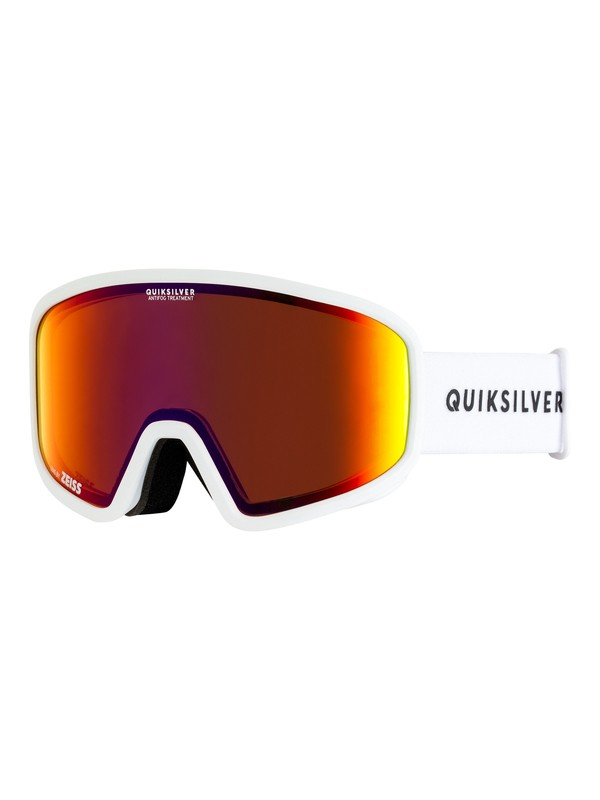 0 Browdy - Máscara para esquí/snowboard para Hombre Blanco EQYTG03054 Quiksilver