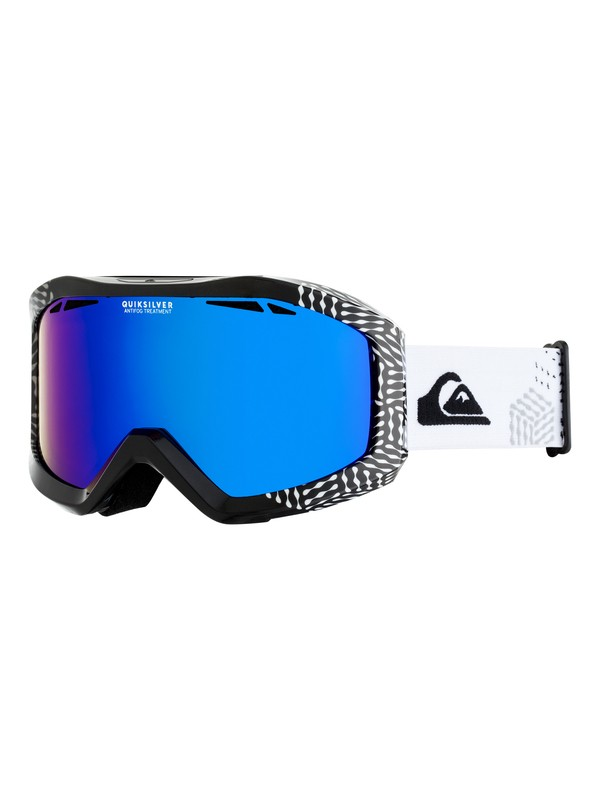 0 Fenom ML - Ski/Snowboard Goggles for Men Black EQYTG03062 Quiksilver