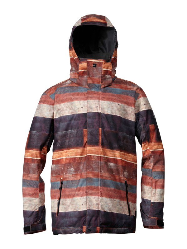 0 MISSION WOOD WORLD INS JACKET  EQYTJ00040 Quiksilver