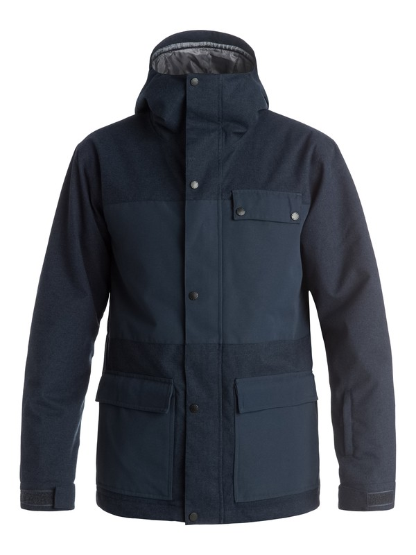0 Honest - Snow Jacket  EQYTJ03058 Quiksilver