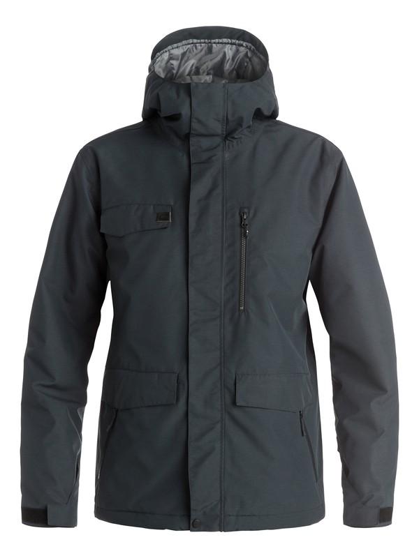 0 Raft - Snow Jacket  EQYTJ03070 Quiksilver