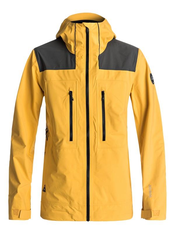 0 Mamatus 3L GORE-TEX® - Snow Jacke für Männer Gelb EQYTJ03112 Quiksilver