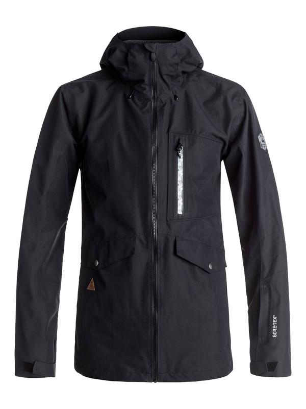 0 Black Alder 2L GORE-TEX® - Veste de snow pour Homme  EQYTJ03113 Quiksilver