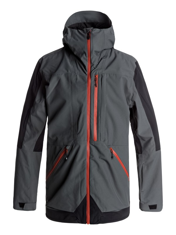 0 TR Stretch Snow Jacket  EQYTJ03114 Quiksilver