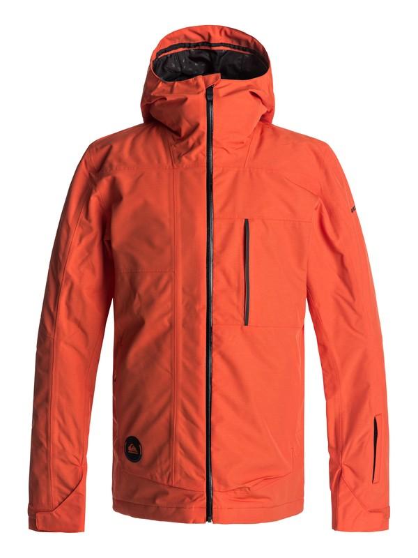 0 Sycamore - Chaqueta Para Nieve para Hombre Naranja EQYTJ03120 Quiksilver