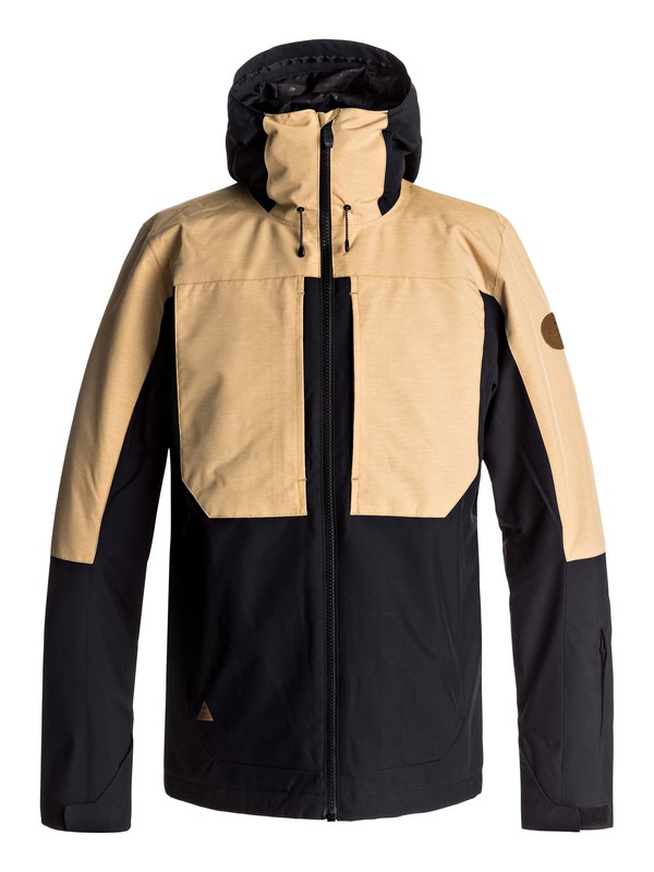 0 TR Ambition Snow Jacket  EQYTJ03121 Quiksilver
