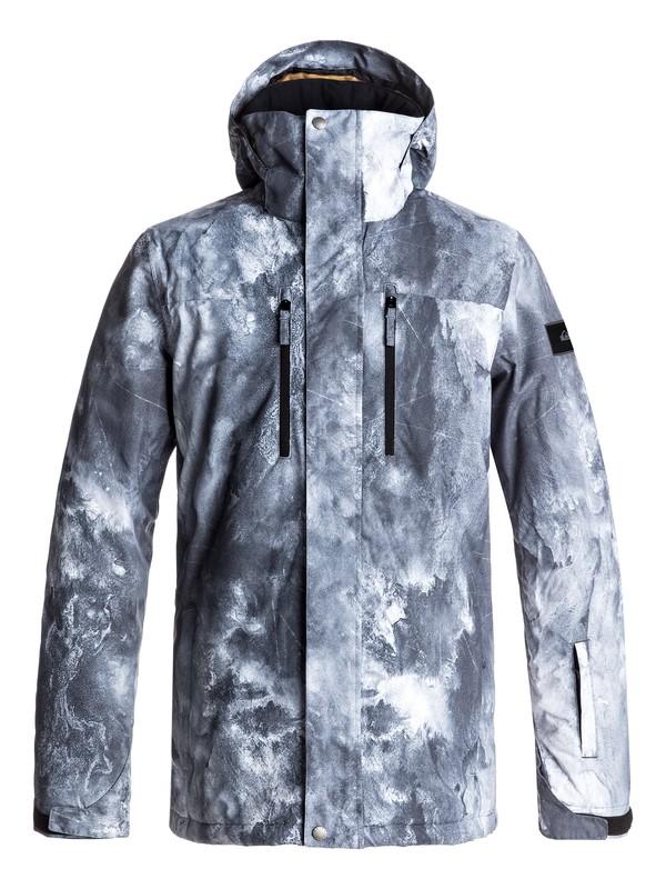0 Mission Snow Jacket  EQYTJ03128 Quiksilver