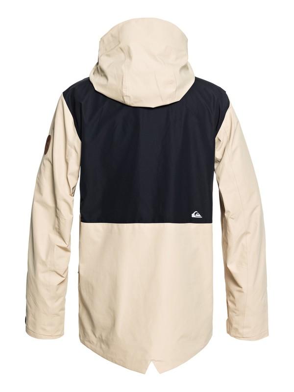 Black Alder 2L GORE-TEX® - Shell Parka Snow Jacket for Men  EQYTJ03169