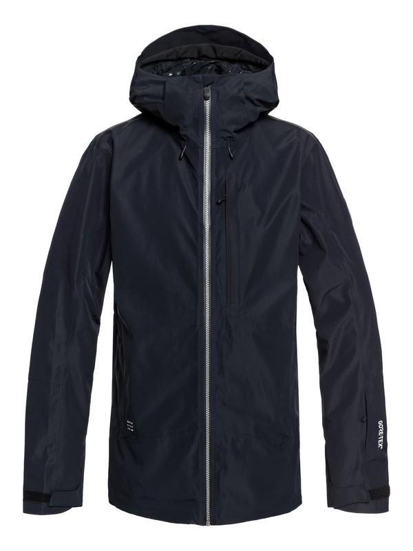 0 Forever 2L GORE-TEX® Snow Jacket Black EQYTJ03170 Quiksilver