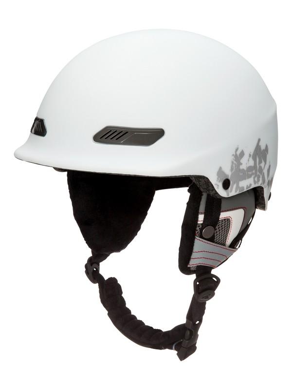 0 Wildcat - Casque de snowboard/ski Blanc EQYTL03018 Quiksilver