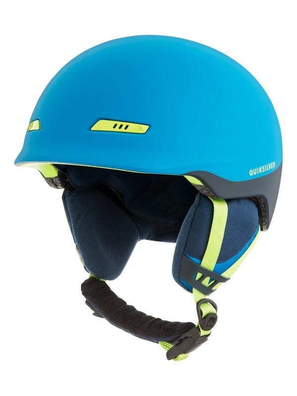 0 Play - Casque de snowboard/ski Bleu EQYTL03025 Quiksilver