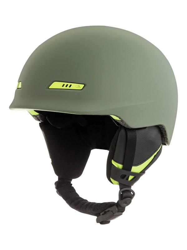 0 Play - Casque de snowboard/ski Marron EQYTL03025 Quiksilver