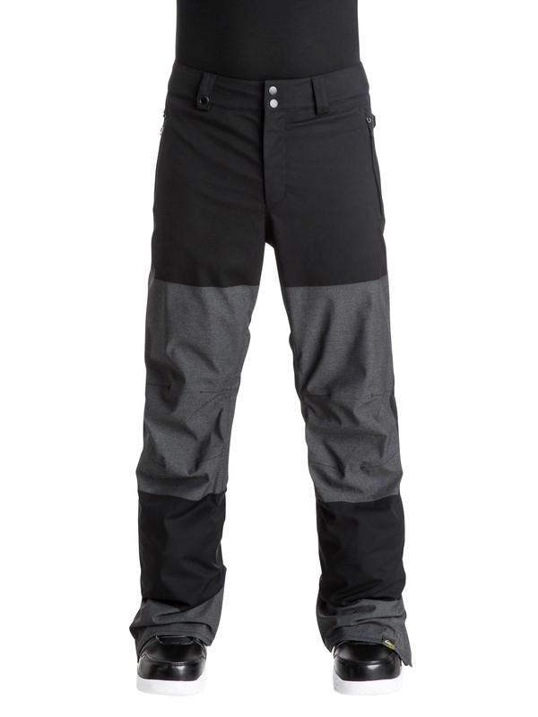 0 Stamp - Pantalones Para Nieve  EQYTP03037 Quiksilver